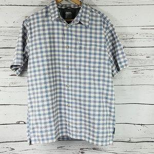 Columbia button down shirt